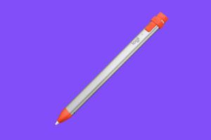 NEW Logitech Crayon - iPad stylus compatible with iPad 6/7/8, iPad Mini 5, etc.