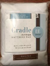 Brand New, Cradle Mattress Pad, Buy Buy Baby, Quilted And Waterproof