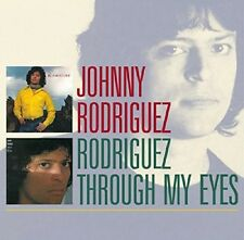 JOHNNY RODRIGUEZ - RODRIGUEZ/THROUGH MY EYES  CD NEU