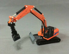 1/64 DieCast Metal Model Excavator processor Forest Construction vehicles