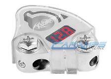XSCORPION PLATINUM DIGITAL POWER DISPLAY CAR STEREO POSITIVE BATTERY TERMINAL