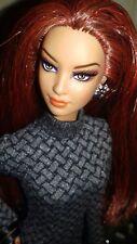 Barbie top model capelli rossi lea face bellissima.