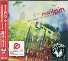 NAILPIN - White Lies & Butterflies - Japan CD+2BONU-NEW