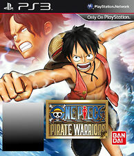 One Piece: Pirate Warriors (Sony PlayStation 3, 2012)