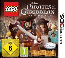 Nintendo 3DS Spiel * LEGO Pirates of the Caribbean * Fluch der Karibik *NEU*NEW