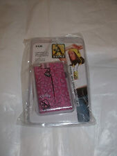 A-Style Mobile Phone MP3 Camera Holder Sock Cover Neck Strap 69PCHeart2  Pink