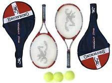 "Browning 25"" Junior Tennis set and 3 balls RRP £60"