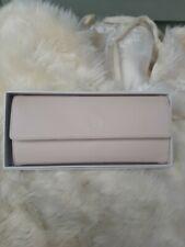 Pandora Jewelry Pale Pink Travel Organizer Fold Storage Case Retired