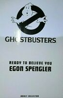GHOSTBUSTERS- MATTY COLLECTOR- EGON SPENGLER- Harold Ramis