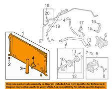 7812A173 Mitsubishi Condenser assy,a/c refrigerant 7812A173, New Genuine OEM Par