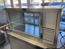 Randell 4' Refrigerated Countertop Display Case - Sliding Doors - Mod #40048Ssa