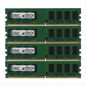 New Kingston 8GB 4X 2GB 2RX8 PC2-6400U DDR2 800MHz 240pin Desktop Memory RAM