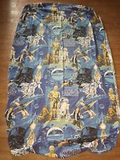 "Vintage Star Wars A New Hope Twin Bed Sheet Youth Kids Bedding 51""x83"""