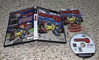 ChoroQ (Sony Playstation 2 PS2) Complete Tested Read Description