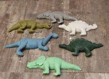 Dinosauro Torta Cupcake Commestibile Fatto a Mano topper Ragazzi Bambino Compleanno T-REX naturale