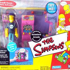 the Simpsons Noiseland Arcade Playset w exclusive Jimbo Jones articulated figure