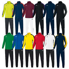 Jako Polyester Trainingsanzug Striker Herren/Kinder Polyesteranzug Jogginganzug