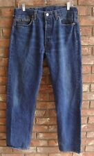 Vintage 90's Levi's 501 Jeans 36/34 (33/30) Made in USA