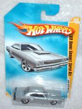 Hot Wheels 2008 New Models # 5 1969 Dodge Cornet Super Bee silver