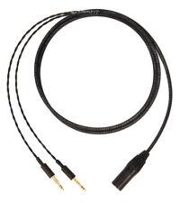 6ft GraveDigger Cable for Beyerdynamic T1/T5, Sony MDR-Z7, MDR-Z1R - 4-Pin XLR