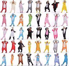Adult Unisex Pajamas Kigurumi Kids Animal Pyjama Onesies Cosplay Costume Romper