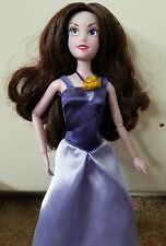 """Disney Store The Little Mermaid Vanessa Sea Witch 12"""" Doll"""