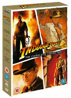 Indiana Jones: The Complete Adventures Collection 5 DVDS COLECCION COMPLETA