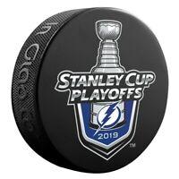 Tampa Bay Lightning 2019 Stanley Cup Playoffs Lockout Hockey Puck