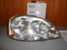 USED 2006  Suzuki Forenza; Right Headlight #9292