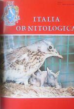 Italia ornitologica: rivista bimestrale. Anno V (1979).