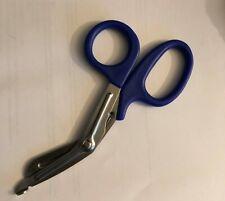 1 Paramedic Emt Trauma Shears Scissors 75 Blue Handles