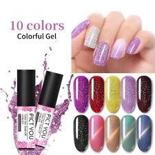 Pict que 5ml Colorido Gel Nail Polish Soak Off Nail Art Gel UV LED Esmalte En Gel