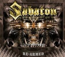 Sabaton - Metalizer (Re-Armed) (NEW 2CD)