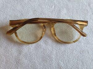 Han Kjobenhaven brown glasses frames. .