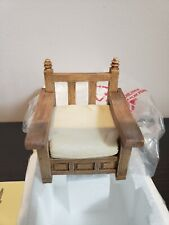 Vintage Take A Seat By Raine Miniature Chair Patio c.1990 #24017