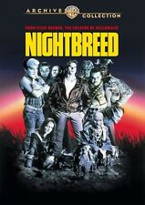 Nightbreed - DVD - 1990 - Clive Barker Cult horror Classic !