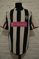 WEST BROMWICH ALBION 2004/2005 HOME BAGGIES FOOTBALL SHIRT SOCCER JERSEY MENS L