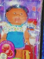 Cabbage Patch Kids Peanut Butter and Jelly Doll by Mattel NIB Ethnic Very Rare