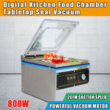 Commercial Automatic Vacuum Sealer Food Sealing Packing Machine DZ-320 110V 800W
