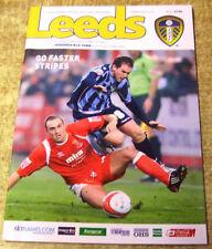 Huddersfield Town Teams F-K League One Football Programmes