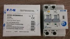 Eaton Brandschutzschalter 2polig, B16A, 30mA AFDD-16/2/B/003-A
