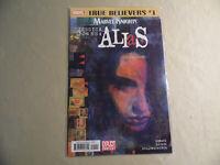 True Believer Alias #1 (Marvel 2018) Free Domestic Shipping