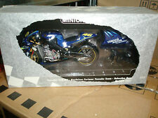 1:12 MINICHAMPS YAMAHA GP 2004 W.C. ROSSI 1ST EDITION FREE SHIPPING WORLDWIDE