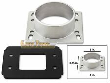 Mass Air Flow Sensor Intake Adapter Plate For 82-88 528e 2.7L L6