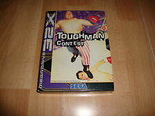 TOUGHMAN CONTEST FOR SEGA MEGADRIVE 32X BRAND NEW NEVER OPEN STILL SEALED