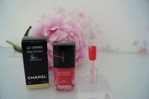 CHANEL 621 TUTTI FRUTTI  Nail Lacquer  Boîte  Box  NEUF/NEW Ed Limitée  SOLD OUT