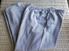 NWT Mens Lee Sweatpants Athletic Grey Open Bottom Cotton Blend Pockets 4XL BIG