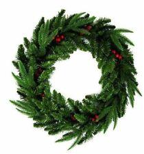 Weihnachts Adventskranz in Grün