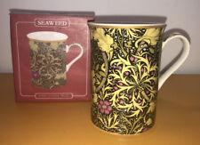 William Morris el Leonardo Collection algas Taza de Porcelana Fina Marca Nuevo Con Caja