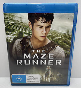 The Maze Runner Blu Ray - Free Tracked Postage